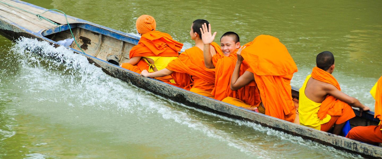 Erlebnis Laos ─ Privat