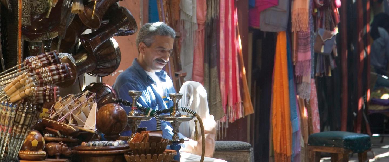 Privat durch das farbenfrohe Marokko