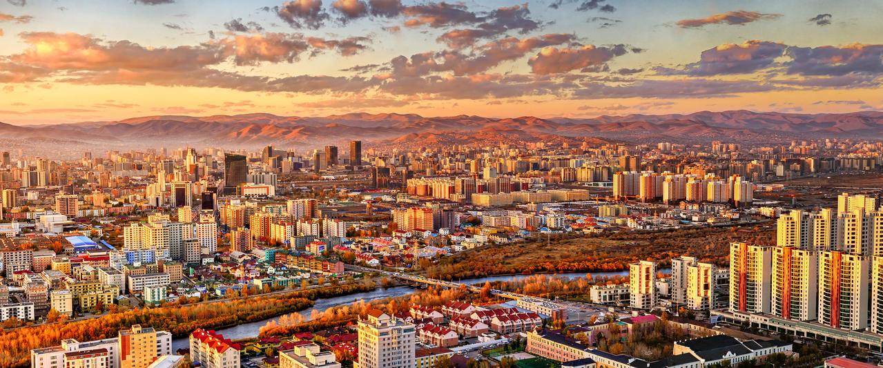Mongolei ─ unterwegs im Land des Dschingis Khan
