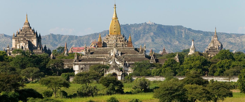 Glanzlichter Myanmars ─ Privat