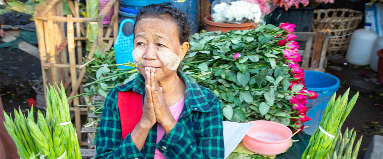 Myanmar Privat ─ Mittendrin und Meer