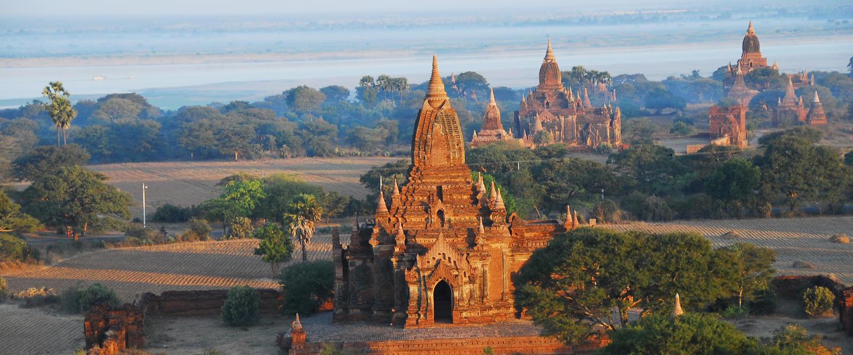 Myanmar auf einen Blick ─ Privat