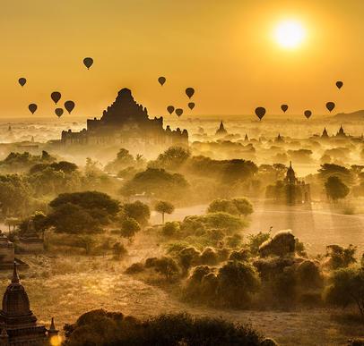 Myanmar kompakt ─ Privat