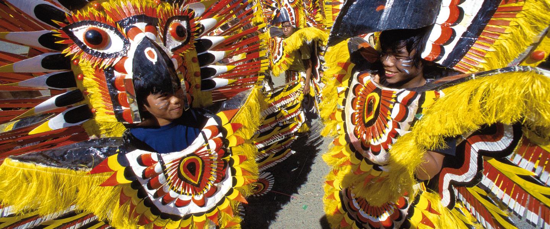 Die Inselwelt der Visayas-Privat