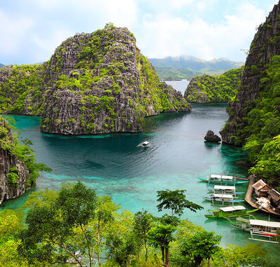 Nord-Luzon und Mindoro-Privat