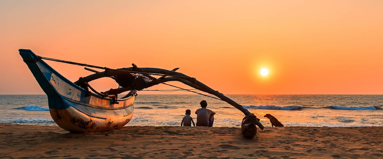 Coco Royal Beach, Kalutara ─ 8 Tage Anschlussprogramm