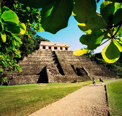 Privat durch Yucatán