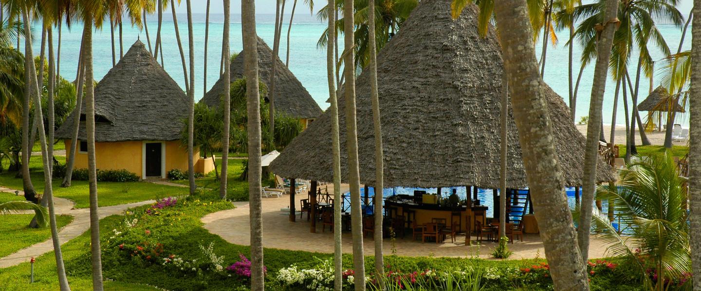 Tansania ─ Badeverlängerung im Ocean Paradise Resort auf Sansibar