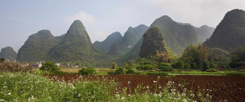 Historische Plätze in China ─ privat