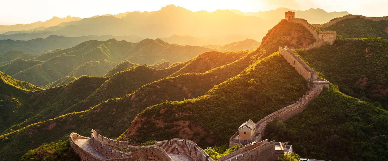 Privat zu Land und zu Wasser durch China