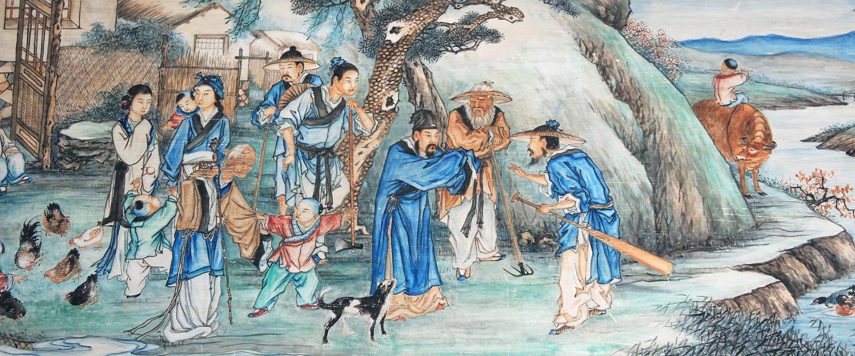 Zu Land und zu Wasser durch China