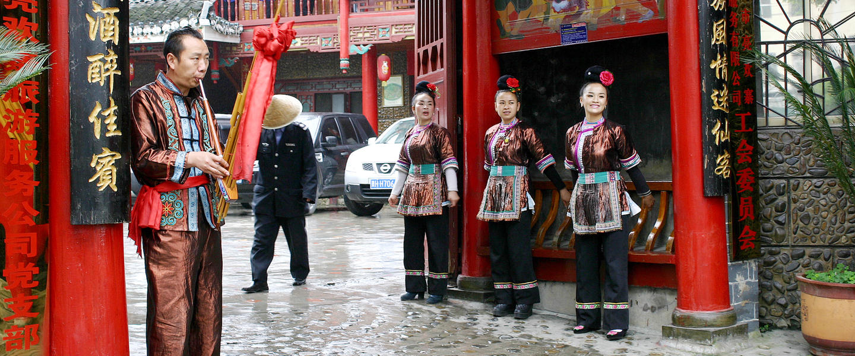 Zu Gast bei den Minderheiten Südchinas