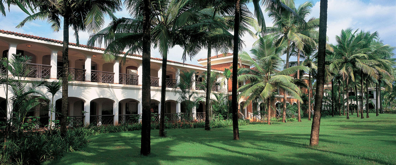 Taj Exotica, Goa ─ 8-Tage-Anschlussprogramm
