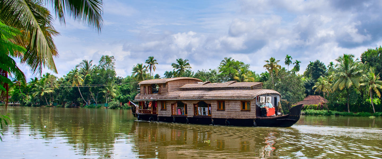 Bezauberndes Südindien