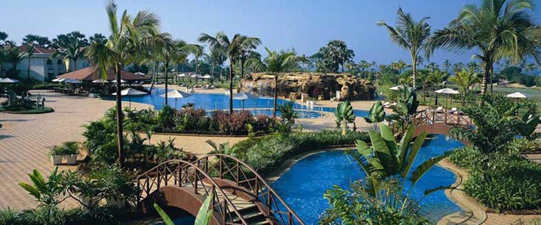 Zuri White Sands, Goa ─ 8-Tage-Anschlussprogramm