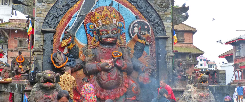 Indien und Nepal privat