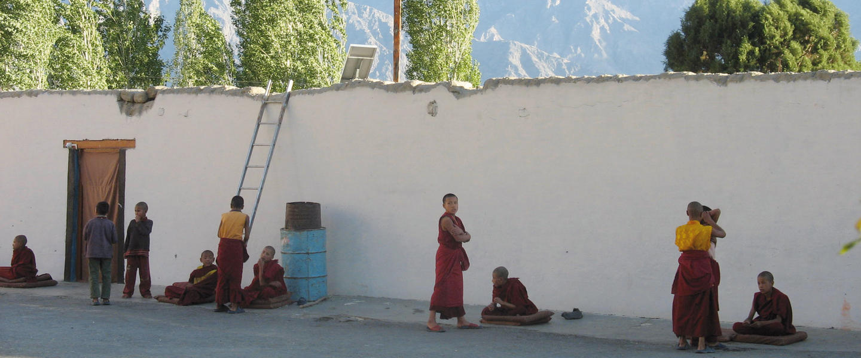 Verlängerung Nubratal, Ladakh
