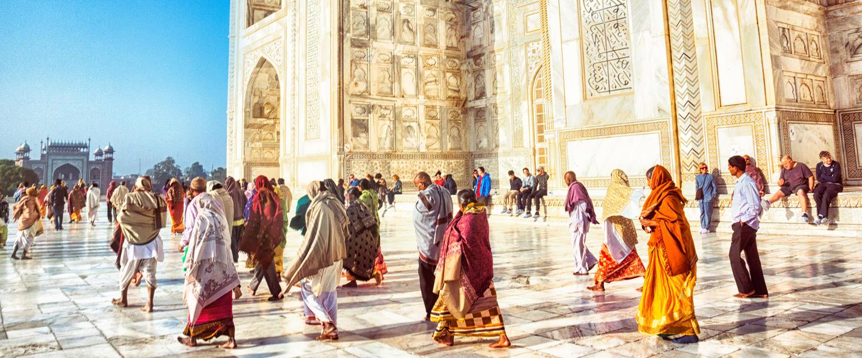 Indien und Dubai