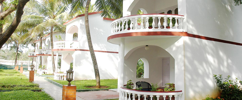Ideal Beach Resort, Mahabalipuram ─ 8 Tage Anschlussprogramm