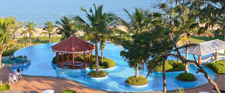 Radisson Blu Temple Bay, Mahabalipuram ─ 8 Tage Anschlussprogra