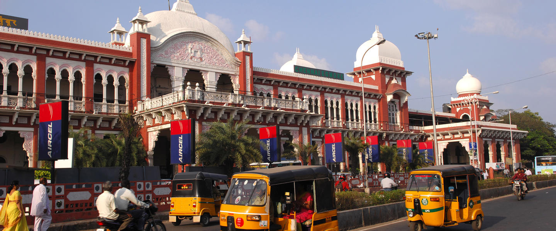 Radisson Blu Temple Bay, Mahabalipuram ─ 8 Tage Anschlussprogramm