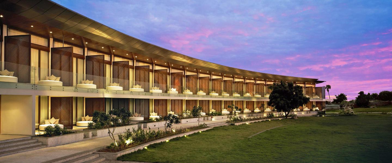 Vivanta by Taj Fisherman´s Cove, Mahabalipuram ─ 8 Tage Anschlu