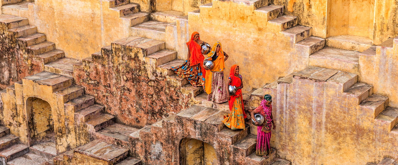 Palastrundreise Indien ─ auf den Spuren der Maharajas