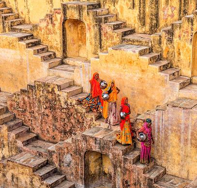 Private Palastrundreise ─ auf den Spuren der Maharajas