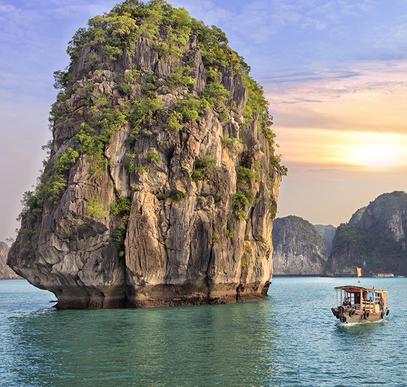 Vietnam umfassend-Privat