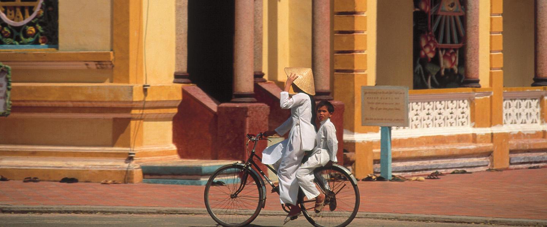 Vietnam per Rad und Rikscha privat