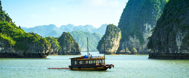 Vietnam ─ Privat unterwegs und unter Palmen