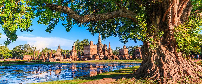 Thailand umfassend ─ Privat