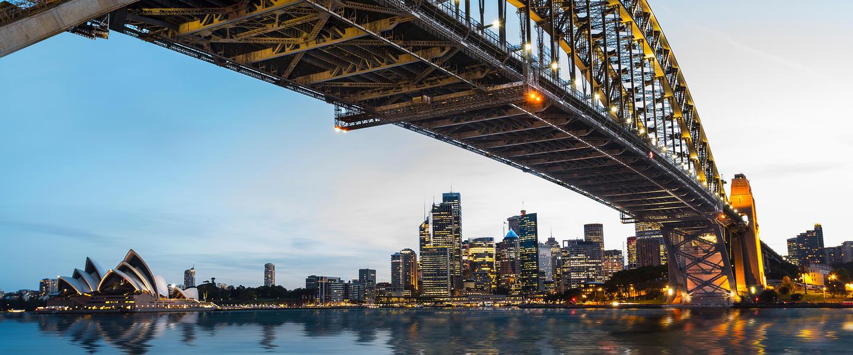 Sydney ─ eine Weltstadt