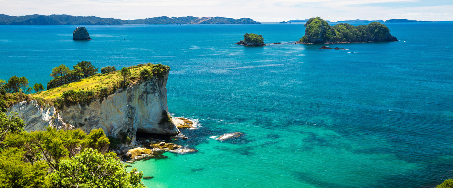 Bay of Islands ─ Inselwelt Neuseelands