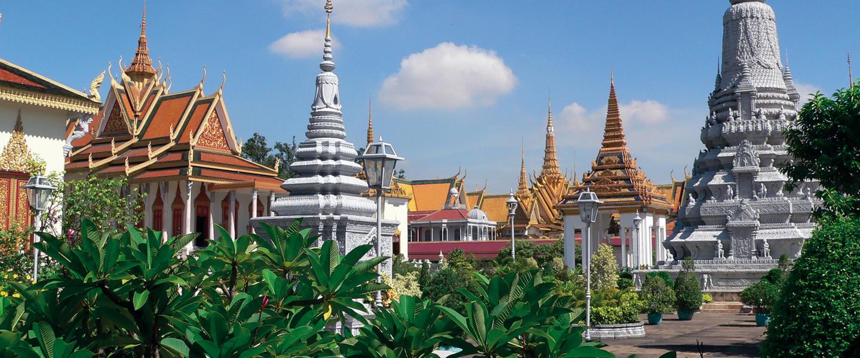 Erlebnis Kambodscha (ab Phnom Penh/bis Siem Reap)