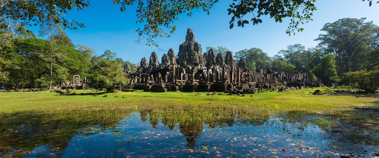 Angkor Kompakt (ab/bis Siem Reap)