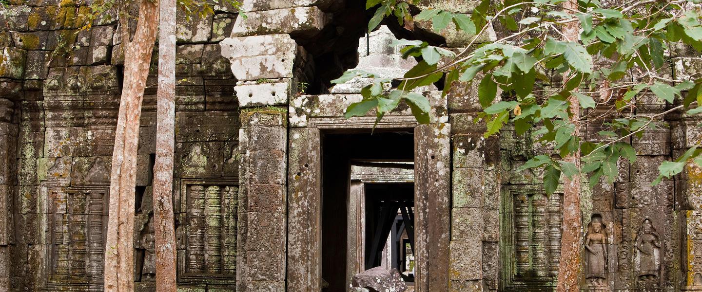 Angkor per Rad (ab/bis Saigon)